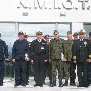 07 Dec 10 Visit of Operational Deputy Commander of Polish Armed Forces