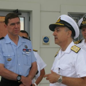 15 June 2011 Visit of Supreme Allied Commander Transformation (SACT)