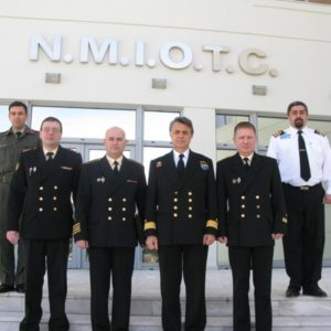 15 Mar 2011 Site Survey Visit of Rusian Naval Staff Officers