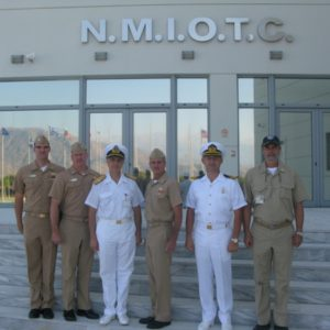 17 Sep 10 Visit ofCommander US Navy Expeditionaty Combat Command