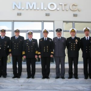 19 Jan 2011 Visit of Commander in Chief of the Polish Navy