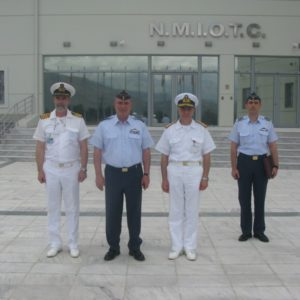 21 May 2010 Visit of Chief of Hellenic National Defence General Staff