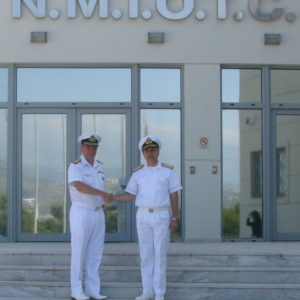 21 May 2011 Visit of Commander MCC Northwood -Commander in Chief of Royal Navy
