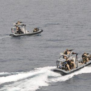 23-24 Apr 13 Training of HNLMS VAN SPEIJK