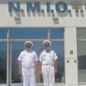 28 Jul 2010 Visit of Chief of Hellenic Navy