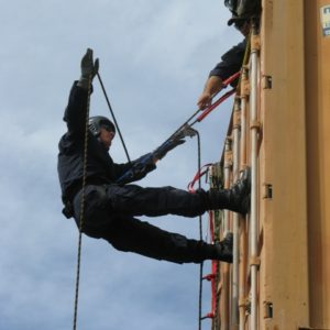 Course 3000- Container Inspection by French Boarding Team