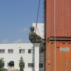 Course 3000- Container Inspection by German Boarding Team