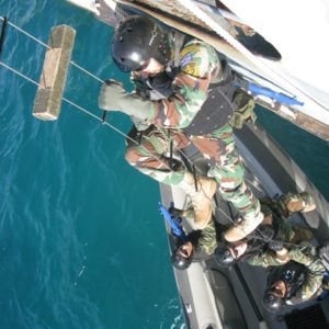 Course 3000- RHIB Insertion by Hellenic Navy Special Forces