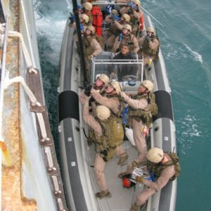 Course 3000- RHIB Insertion by US Marines