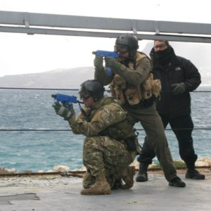 Course 3000- Small Arms Training By Hellenic Navy Special Forces