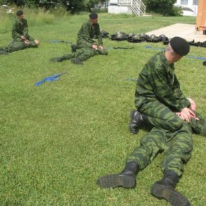 Course 3000- Suspect Crew Handling by Russian Task Group