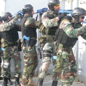 Course 3000-Tactical Sweep by Hellenic Navy Special Forces