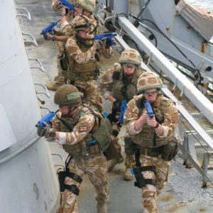 Course 3000-Tactical Sweep by Royal Marines