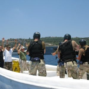 Course 7000 - Small Boat Investigation by US Coast Guard Deployable Specialized Forces