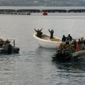 Course 7000- Training in Counter Piracy by Royal Marines