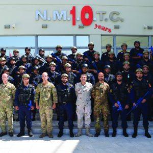 Libyan VBSS Training