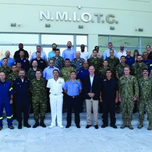 """PILOT COURSE """"RADIOLOGICAL THREAT IN MARITIME OPERATIONS"""""""