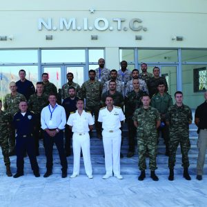 """RESIDENT COURSE """"8000"""" C-IED CONSIDERATIONS IN MARITIME FORCE PROTECTION (MFP)"""
