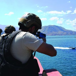 """LIBYAN NAVY AND COAST GUARD """"VBSS OPERATIONS"""" INFORMATIVE COURSE"""