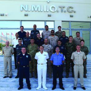 "NMIOTC Course 5000 ""Maritime Operational Terminology Course"" (MOTC)"