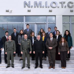DIPLOMATIC ACADEMY VISIT