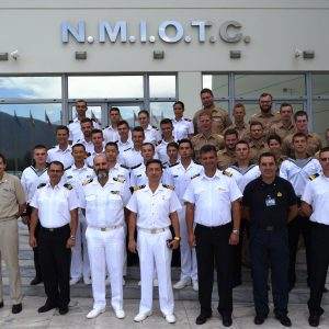 VISIT OF THE CADETS OF THE ROMANIAN NAVAL ACADEMY
