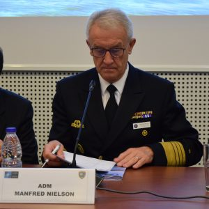 DSACT Admiral Manfred Nielson