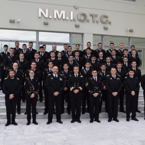 Visit of the Hellenic Naval Academy